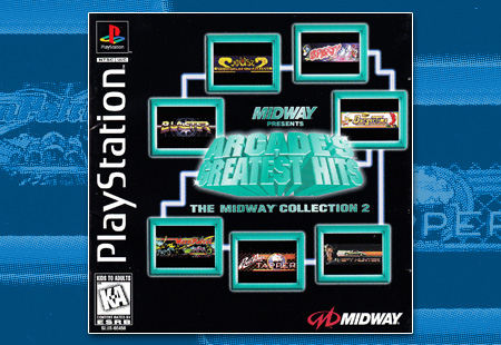 rcades Greatest Hits Midway 2