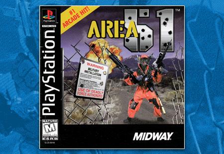 PSX Area 51