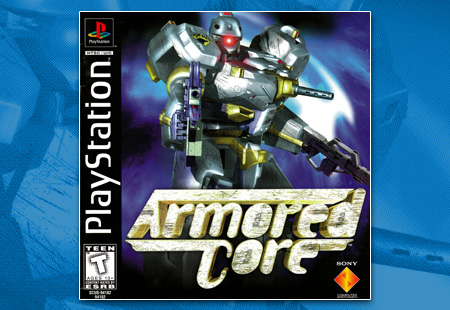 PSX Armored Core Manual