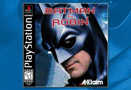 PSX Batman and Robin Manual