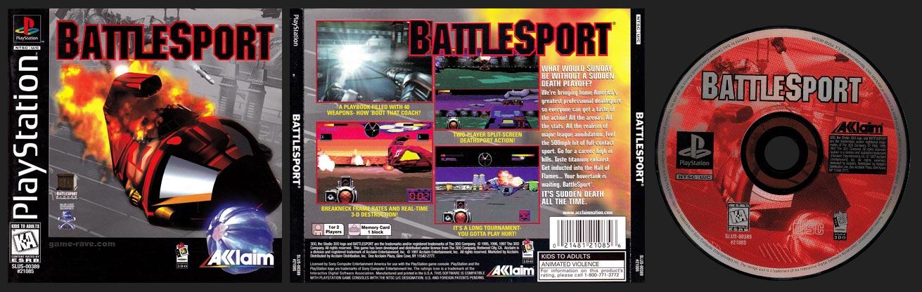 battlesport 3do
