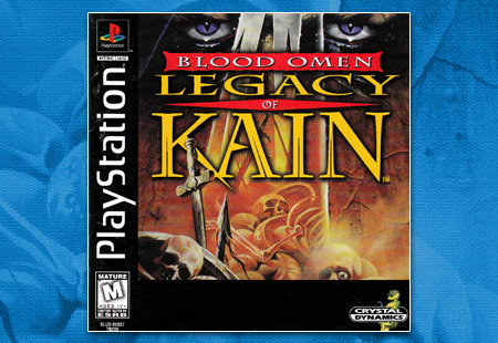 PSX Blood Omen Legacy of Kain