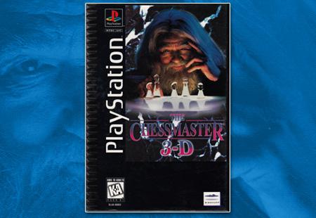 PSX Chessmaster 3-D