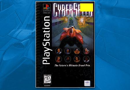 PSX CyberSpeed