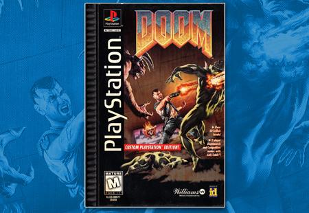 PSX Doom
