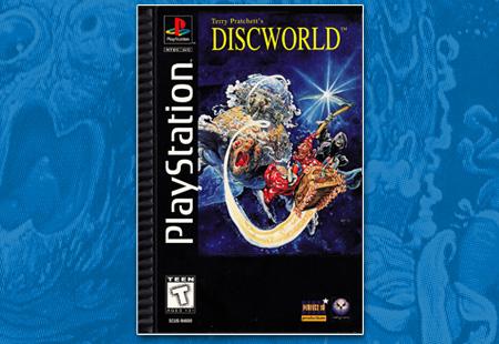 PSX Discworld, Terry Pratchett