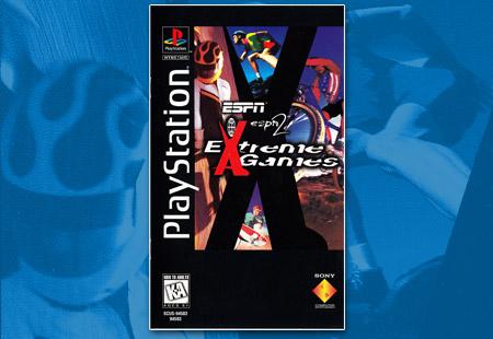 PSX ESPN Extreme Games