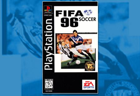 PSX FIFA Soccer 96