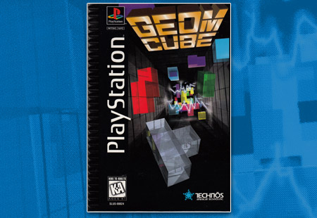 PSX Geom Cube
