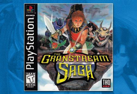 PSX The Granstream Saga