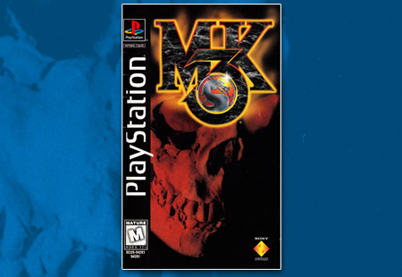 PSX Mortal Kombat 3