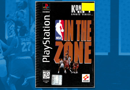 PSX NBA In The Zone