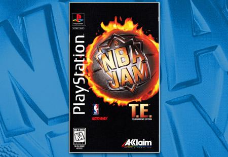 PSX NBA Jam Tournament Edition
