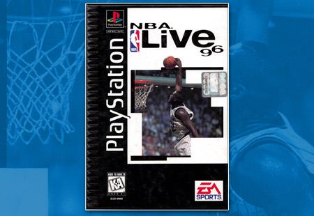 PSX NBA Live 96