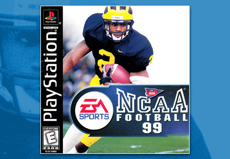 PSX NCAA Football 99