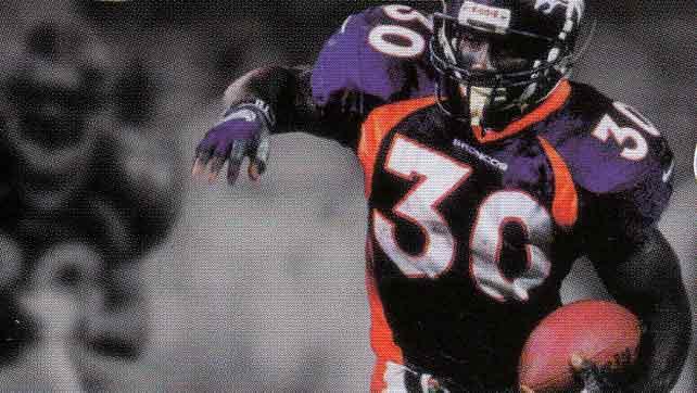 NFL Gameday 99 Slider