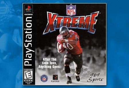 PSX NFL Xtreme