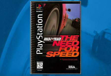 PSX Need For Speed