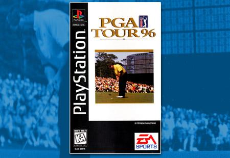 PSX PGA Tour 96