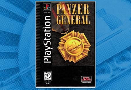 PSX Panzer General