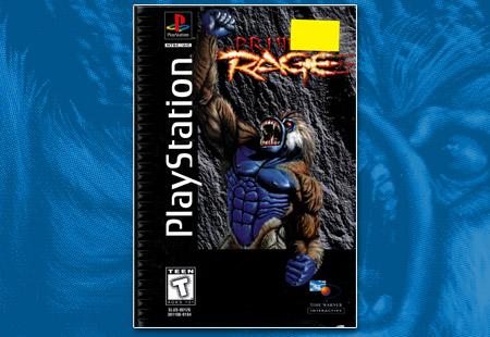 PSX Primal Rage
