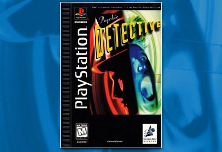 PSX Psychic Detective