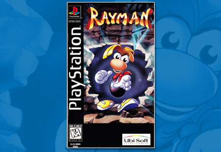 PSX Rayman