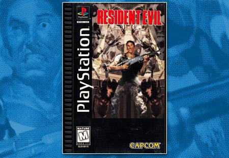 PSX Resident Evil