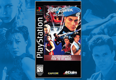 Street Fighter The Movie: The Game - game-rave com - Every
