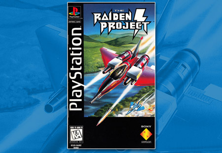 PSX The Raiden Project
