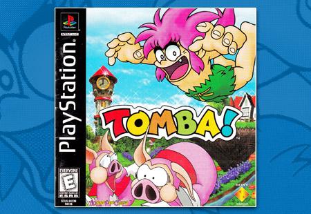 PSX Tomba!