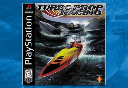 PSX Turbo Prop Racing