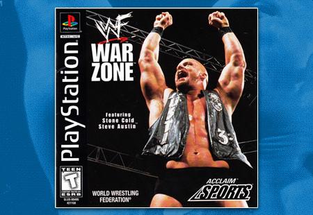 PSX WWF War Zone