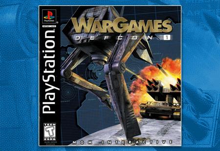 PSX Wargames Defcon 1