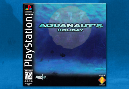 PSX Aquanaut's Holiday