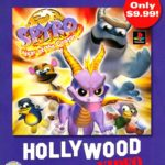 PSX PlayStation Prima Spyro Year of the Dragon Hollywood Video Version
