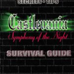 PSX PlayStation Castlevania Symphony of the Night Guide Book Sandwich Island Publishing