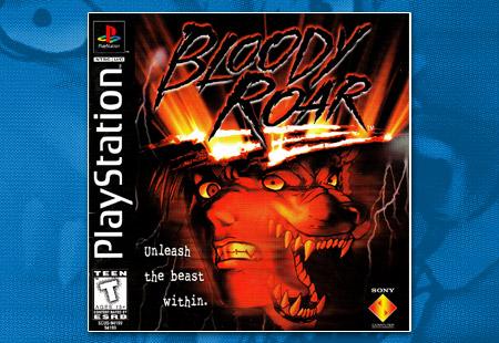 PSX Bloody Roar