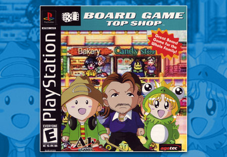 PSX Board Game Top Shop