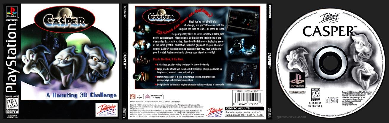 PSX PlayStation 1 Ring Hub Variant Black Label Retail Release