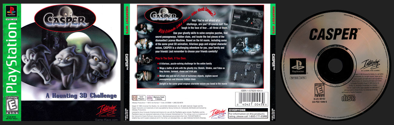 Casper Greatest Hits Release