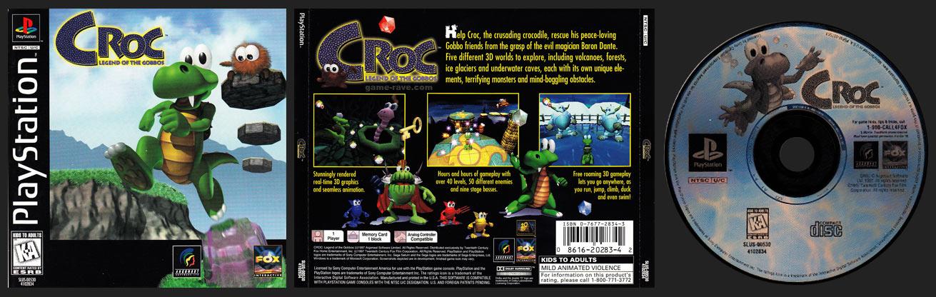 Croc Black Label Release