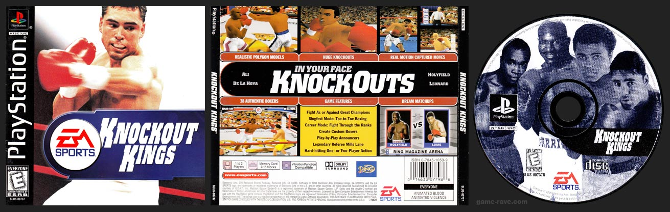 Knockout Kings Variant 4