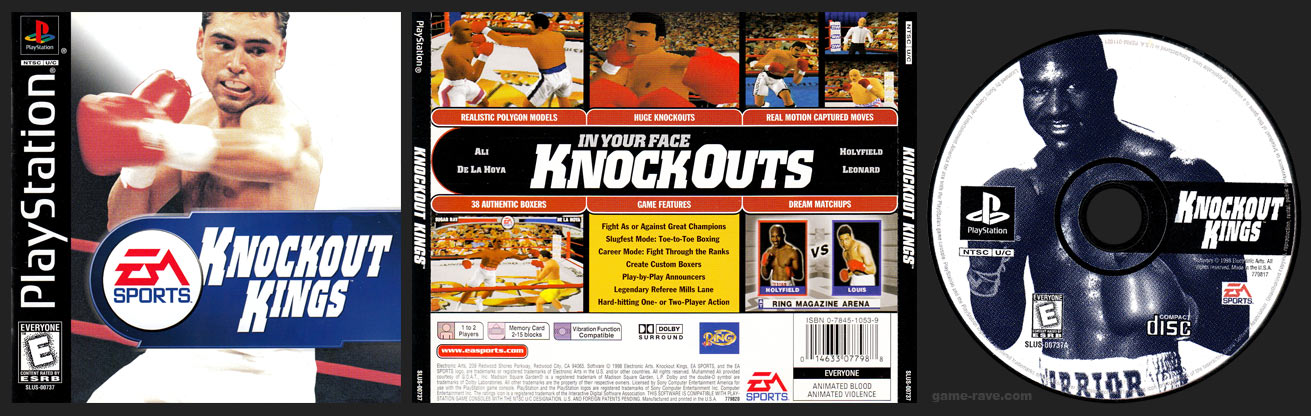 Knockout Kings Variant 1