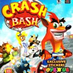 Prima Games Crash Bash Toys R Us Stickers Guide Book