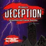 Prima's Deception Unauthorized Guide Book