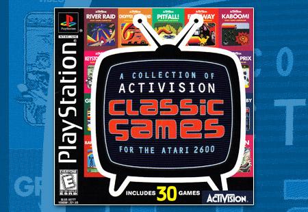 PSX Activision Classics