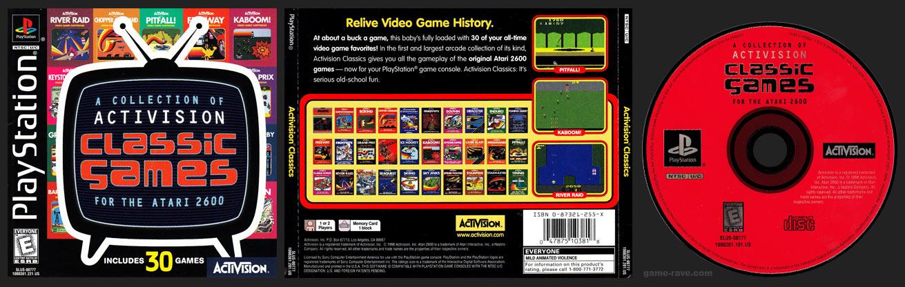 Activision Classics Release