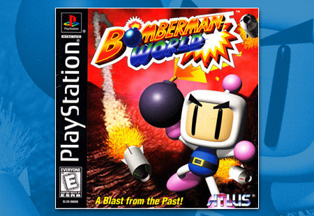PSX Bomberman World