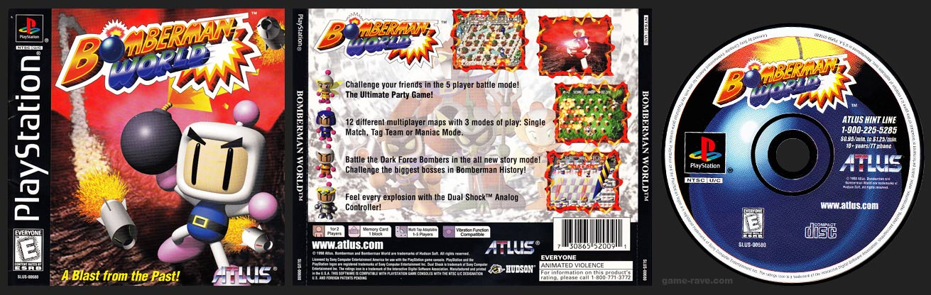 Bomberman World Release